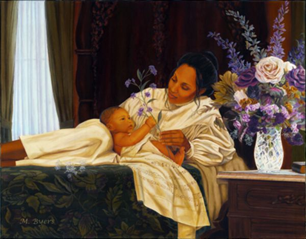 Baby's Breath by Melinda Byers