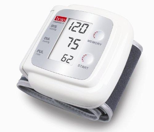 Boso Medistar S, vollautomatisches Blutdruckmessgerät für das Handgelenk