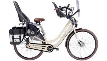 Zitjespakket Yepp Zwart Incl. Tas - Kinderzitjes - Accessoires - Fietsenwinkel BikesPlaza