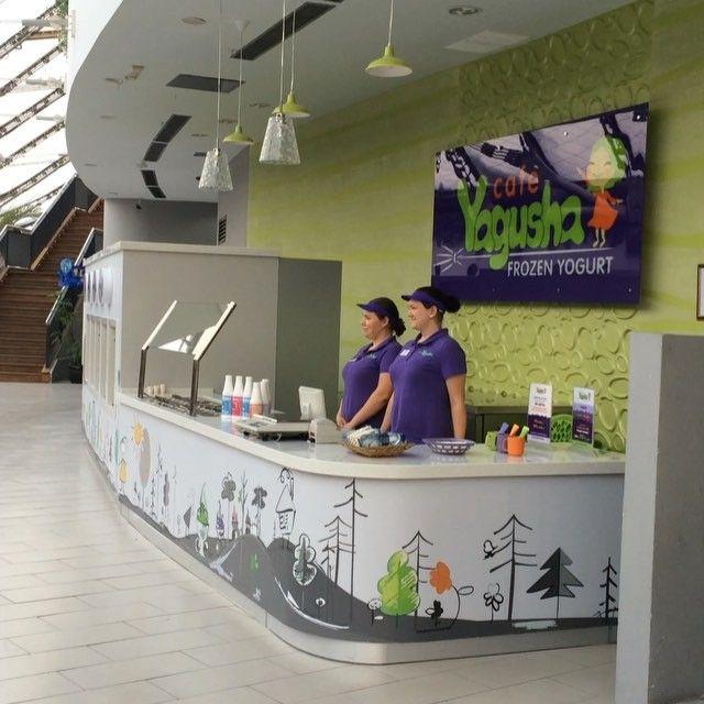 ☀️ Суббота...раннее утро...первый гость! Замороженный йогурт Yagusha с фруктами, ягодами и мюсли - на завтрак, что может быть лучше?   Время наслаждаться лучшим... Приходите, ждём: ТРЦ Хан Шатыр, фудкорт (за кафе Burger King) +77752750006  #cafe_yagusha #yagusha_kazakhstan #frozenyogurt #замороженныййогурт #счастье #dessert #Astana #astanacity #instafood #instavideo #завтрак #фитнес #радость #суббота #вкусно #приходите #вседлявас #ханшатыр #khanshatyr #всем