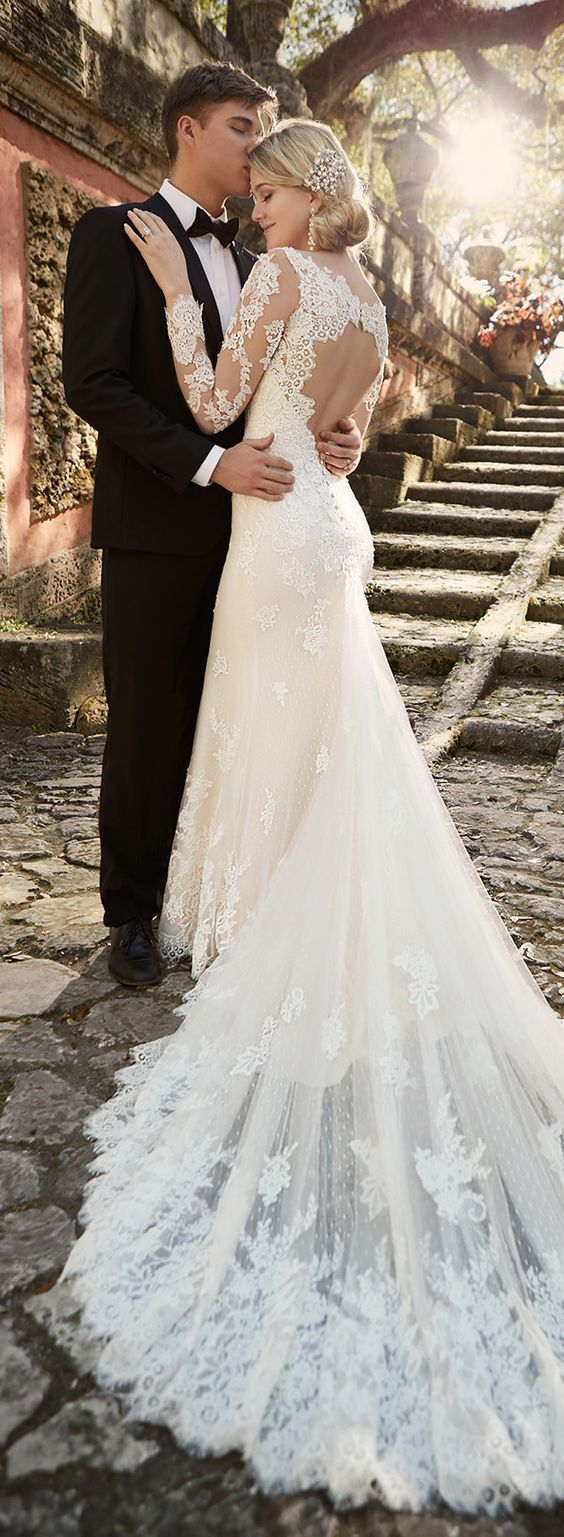 Lovely What Type Of Wedding Dress Should You Get Married In