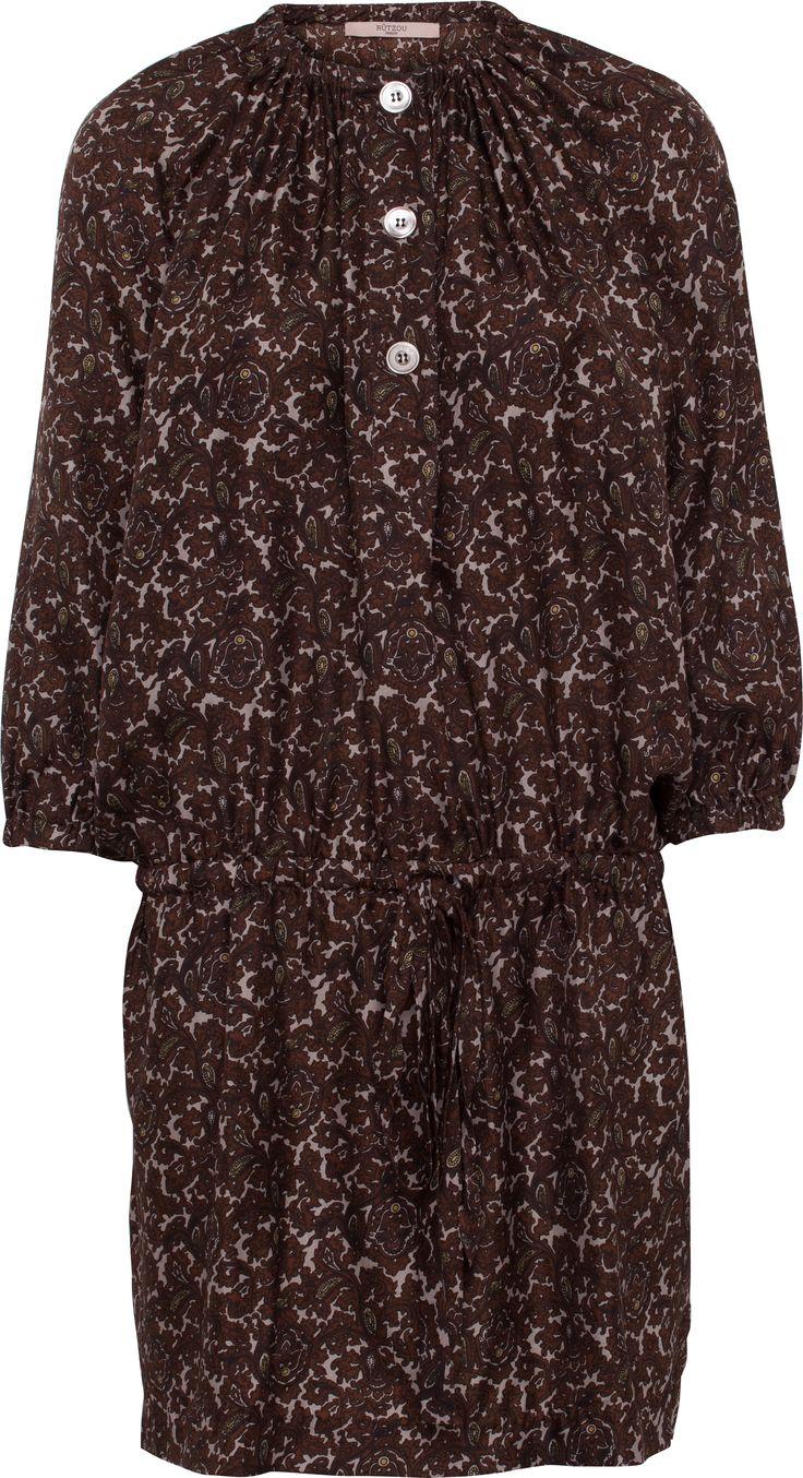 Paisley dress | AW13