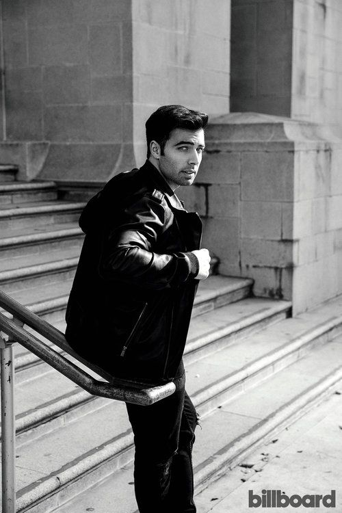 Jencarlos Canela - The Cast of Fox's 'The Passion': The Billboard Shoot | Billboard