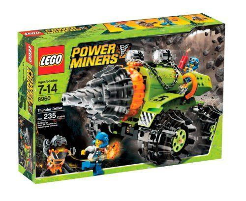 LEGO Power Miners Thunder Driller (8960) LEGO,http://www.amazon.com/dp/B001GN6XLK/ref=cm_sw_r_pi_dp_lUIktb1ZA7CA2KGY