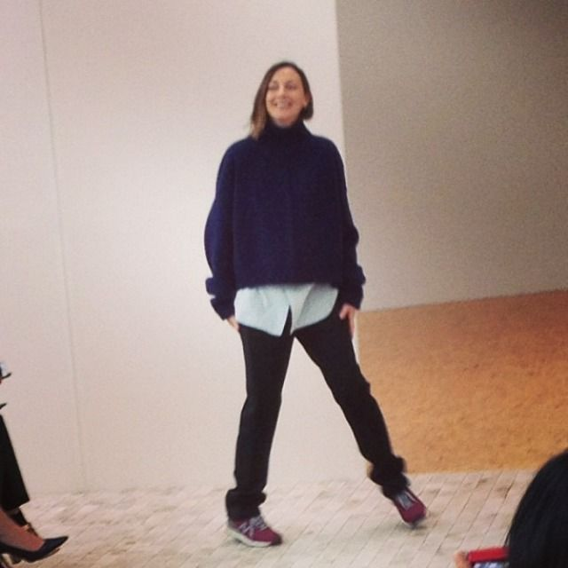 She Wears Celine: Phoebe Philo