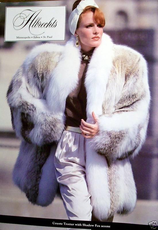 Big Coyote Fur Jacket | My Style | Pinterest | Fur jacket and Fur