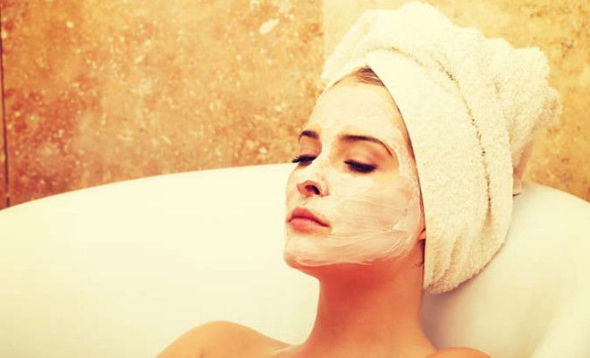 10 Top Homemade Face Mask recipes For All Skin Type #Facecare