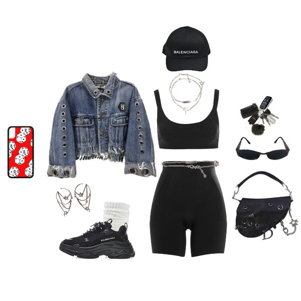 Errands - Fashion look - URSTYLE   ropa   Fashion outfits ...