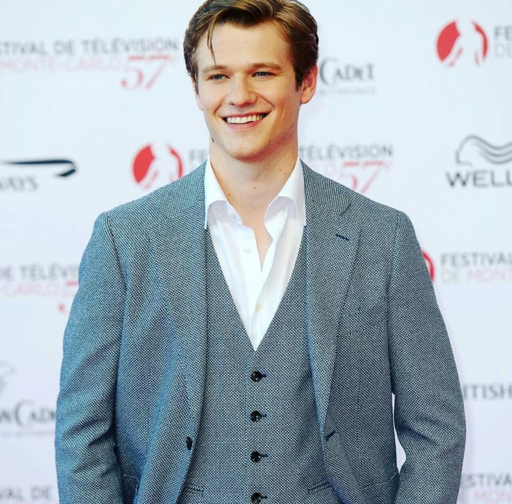 I love his outfit , Lucas Till at Festival TV Monte Carlo 2017