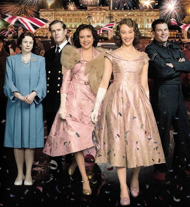 A Royal Night Out - Rupert Everett, Emily Watson, Roger Allam and Ruth Sheen XXX
