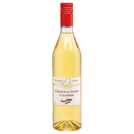 Liqueur de Poire & Laurier - Gabriel-Boudier - Etre Gourmand
