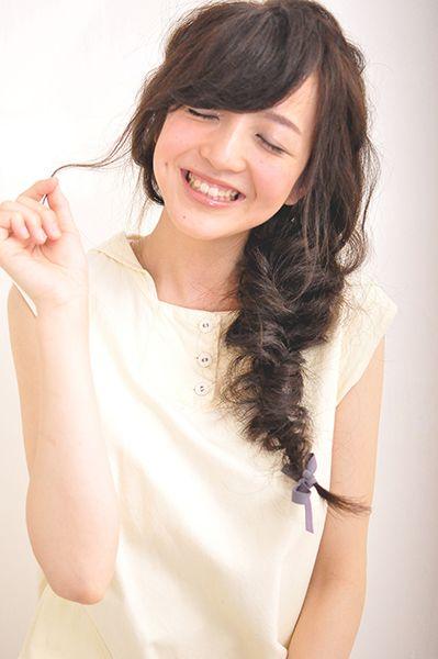 フィッシュボーン ヘア&メイクayamimurakami