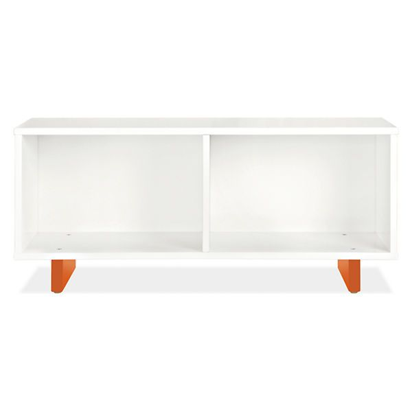 Moda Bookcase Benches - Bookcases & Shelves - Office - Room & Board