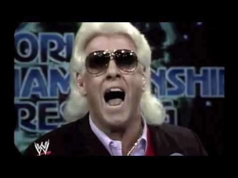 Beer Loves Ric Flair...check this out http://www.youtube.com/watch?v=2ZuQN2bO-cI