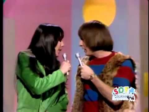 "Sonny and Cher ""I Got You Babe"" on The Ed Sullivan Show"