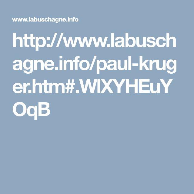 http://www.labuschagne.info/paul-kruger.htm#.WlXYHEuYOqB