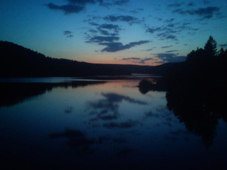 Kruzberk dam