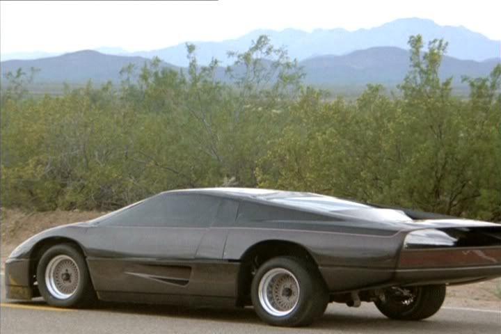"""The Wraith Car: Dodge Turbo Interceptor Concept """"The Wraith"""""""