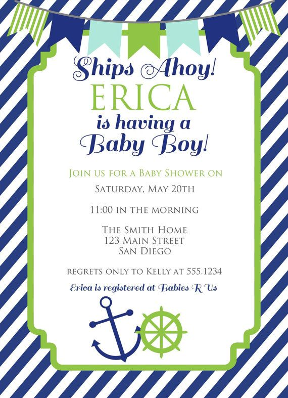Best 25+ Anchor baby showers ideas on Pinterest | Nautical ...