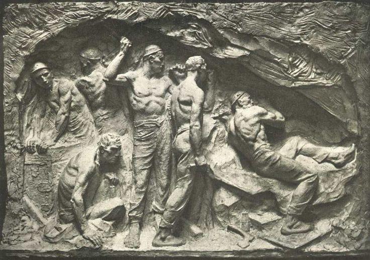 Důl,Constantin Meunier