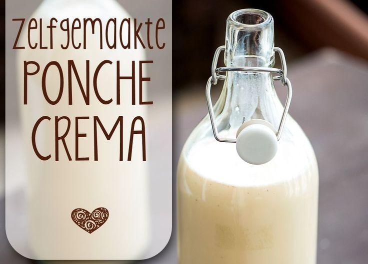 Ponche crema – Eierpunch op z'n Antilliaans