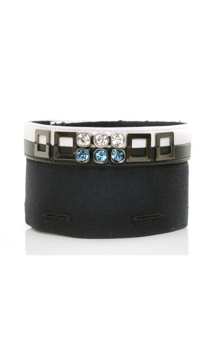 'S Max Mara lamb leather wrist band #accesories
