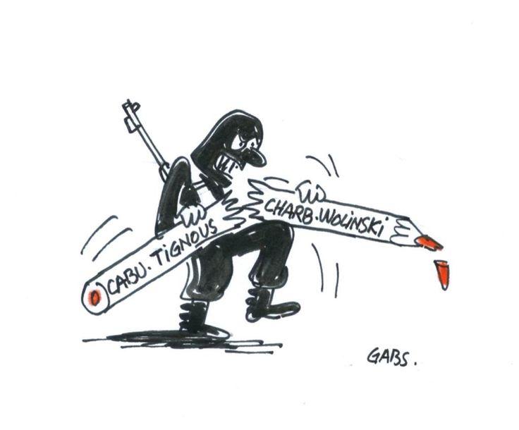 http://www.elle.fr/Societe/News/Charlie-Hebdo-les-illustrateurs-du-monde-entier-rendent-hommage-au-journal/Gabs-illustrateur-francais
