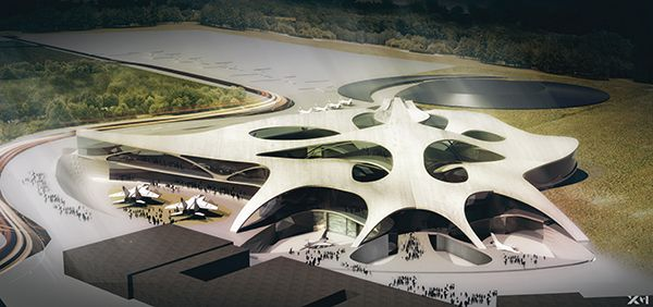 New Aviation and Science Museum in Istanbul