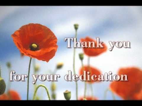 A small dedication to our brave men and women who gave their lives for our freedom. We are forever grateful... Music from: The Celtic Experience Song - instrumental: Amazing Grace Poem: In Flanders Field written by: Colonel John McCrae in 1915