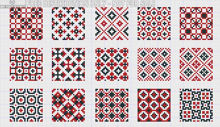 antiquepatternlibrary.com - fantastic resource for pattern/embroidery designers