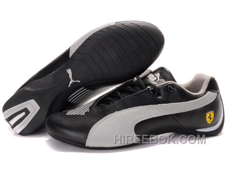 Puma Speed Cat Big Schuhe Herren Schuhe White Sliver Authentic