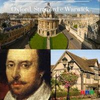 Oxford, Stratford e Castelo de Warwick - 3 Passageiros