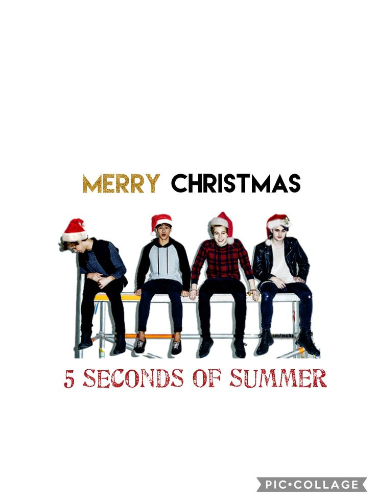 Merry Christmas 5 Seconds Of Summer