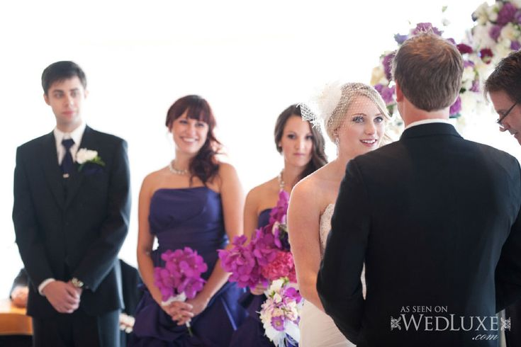 WedLuxe– Kathryn & Chris   Photography by: Tara Whittaker Photography Follow @WedLuxe for more wedding inspiration!
