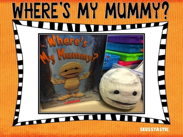 Pumpkin Book Reports