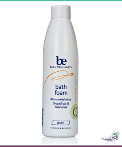 Beautiful Earth Bath Foam – Absolute Simplicity