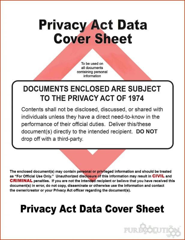 Privacy Act Statement | template | Paper writing service ...