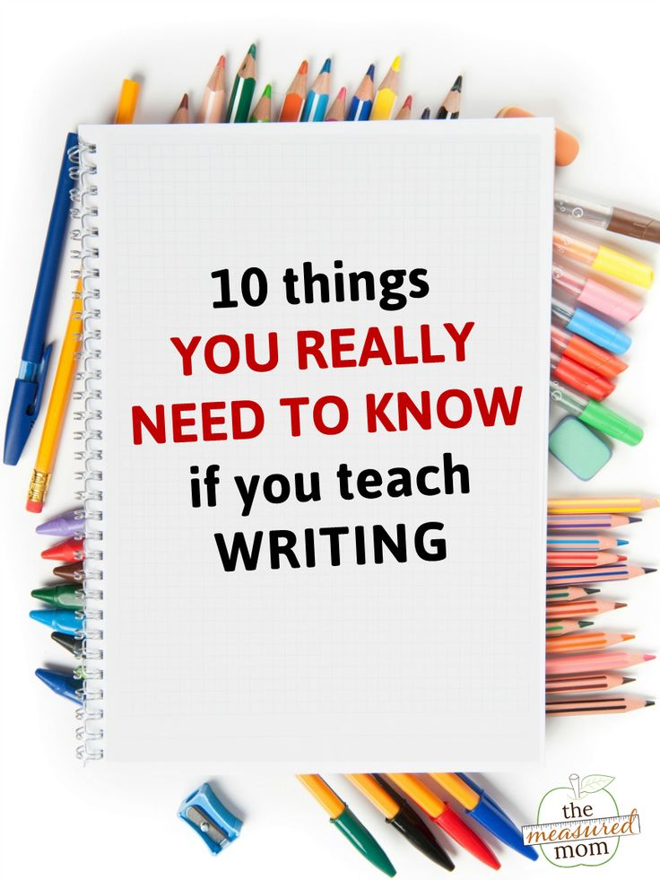 If you teach writing in elementary school, you need these ten tips!