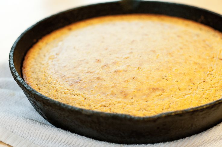 Brown Butter Cornbread - Recipe | Herbivoracious - Vegetarian Recipe Blog - Easy Vegetarian Recipes, Vegetarian Cookbook, Kosher Recipes, Meatless Recipes