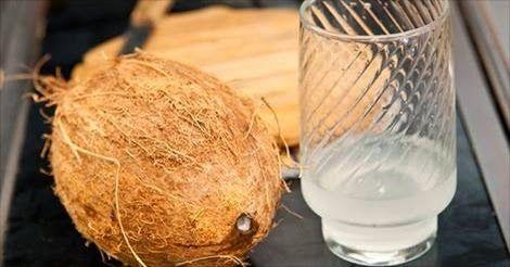 Esto es lo que le sucede a tu cuerpo cuando tomas Agua de Coco - Enteraos Aqui