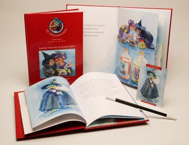 Spelprentenboek Tovenaartje spelen  Geschikt voor groep : 1 t/m 4