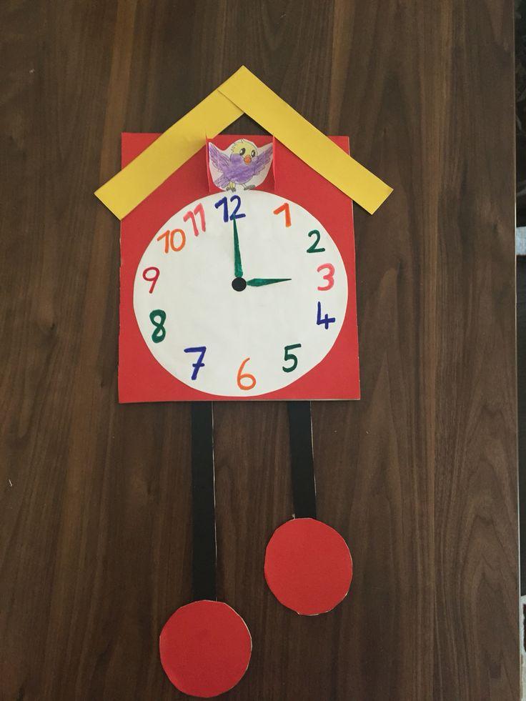 Saat yaptık ⏰