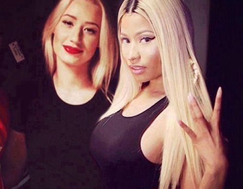 Nicki Minaj & Iggy Azalea | N I C K I M I N A J ...