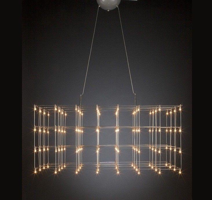 Quasar   Design Universe Square hanglamp