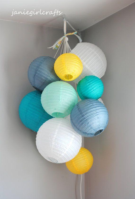Lantern Bunches (Light Up)