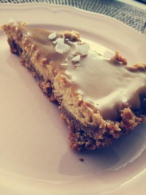 salted caramel cheesecake (mansikkavaahtis)