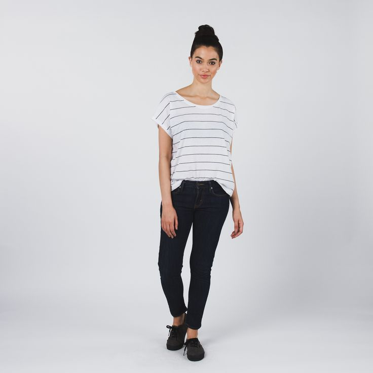 Organic t shirts are here! Made with 100% organic cotton, shop these effortlessly casual essentials like organic t shirts, dresses, and more.