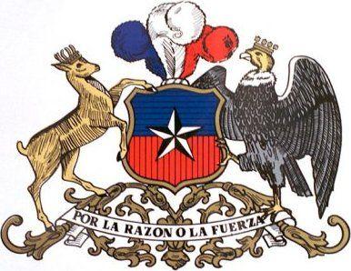 / Escudo de Chile