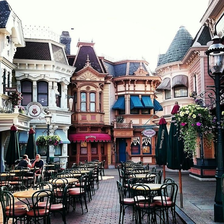 Memories from Disneyland Paris
