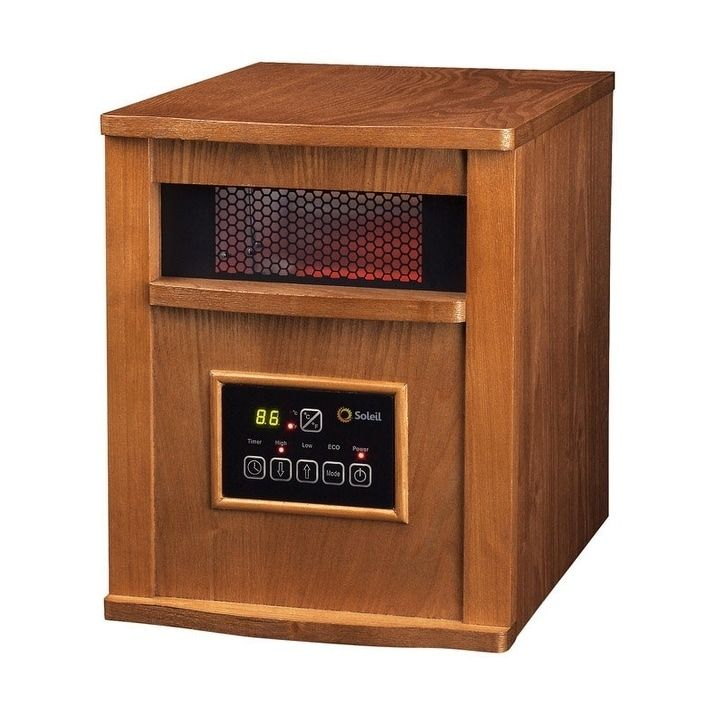 Soleil 1500 watts Electric Infrared Radiant Heater